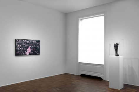 MARCEL BROODTHAERS Écriture 28 January through 26 March 2016 UPPER EAST SIDE, NEW YORK, Installation View 5