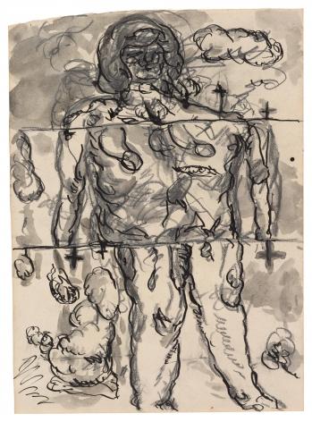 """""""Drei Streifen (Three Stripes)"""", 1966"""