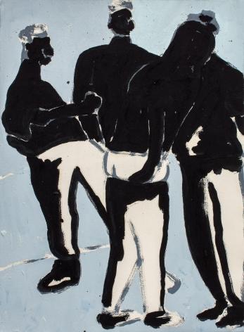 """Florian Krewer, """"Untitled"""", 2019"""