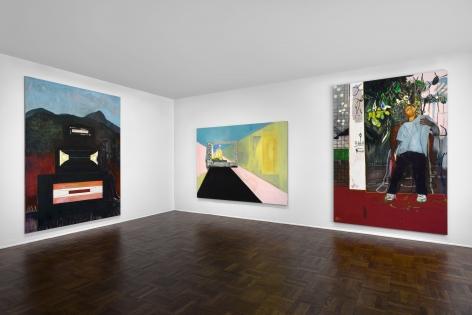 Peter Doig, New York, 2015, Installation Image 3