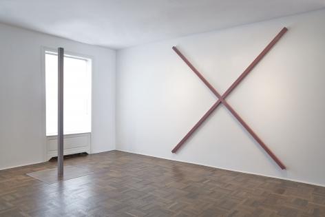 GIANNI PIACENTINO, WORKS 1965-2013, New York, 2015, Installation Image 4