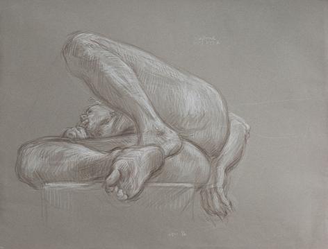 """NM 273A (Sleeping Man)"", 1996"