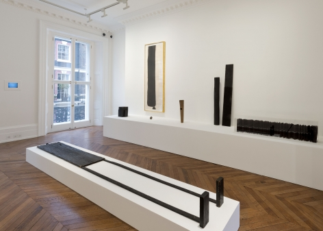 JAMES LEE BYARS Early Works and The Angel 17 January through 16 March 2013 MAYFAIR, LONDON, Installation View 3