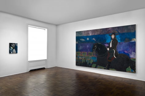 Peter Doig, New York, 2015, Installation Image 7