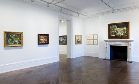RICHARD OELZE 1900-1980 MAYFAIR, LONDON, Installation View 9
