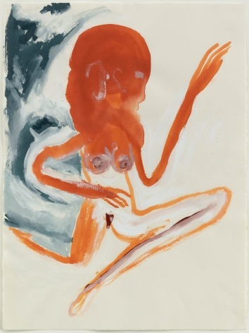 """Untitled (Woman)"", 1986"