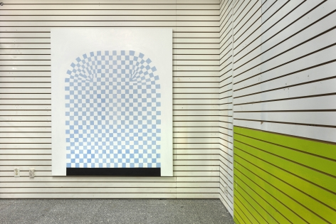 Raphaela Simon, Karo, Tramps and Michael Werner Gallery, 2017-2018, Installation Image 2