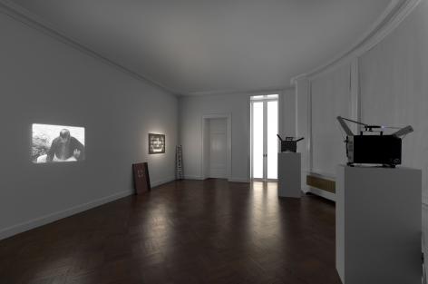MARCEL BROODTHAERS Écriture 28 January through 26 March 2016 UPPER EAST SIDE, NEW YORK, Installation View 16