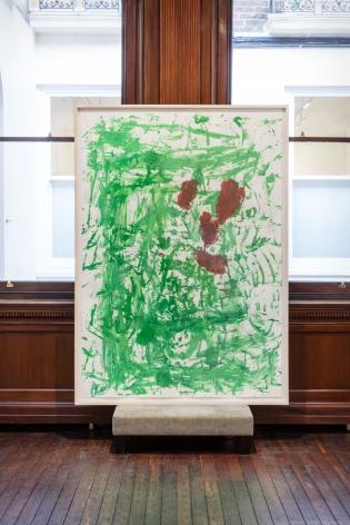 Georg Baselitz, 1977 - 1992, London, 2017, Installation Image 10