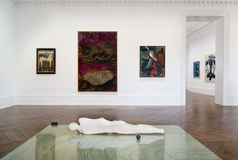 A GROUP EXHIBITION Flora, Fauna and Other Forms of Life 8 July through 17 September 2016 MAYFAIR, LONDON, Installation View 10