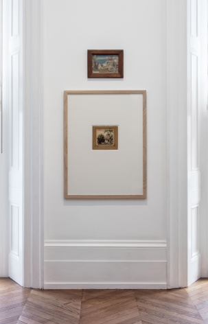 PIERRE PUVIS DE CHAVANNES, Works on Paper and Paintings, London, 2018, Installation Image 1