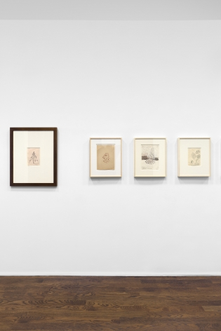 SIGMAR POLKE, Objects: Real and Imagined, 18 September - 16 November 2019 UPPER EAST SIDE, NEW YORK, Installation View 6