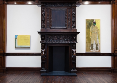 Peter Doig, London, 2017-2018, Installation Image 12
