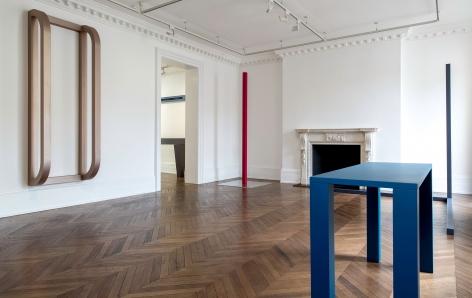 GIANNI PIACENTINO, WORKS 1965-2006, London, 2015, Installation Image 5