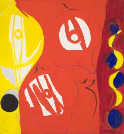 """Red in Red II"", 1965"