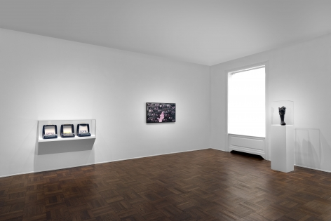 MARCEL BROODTHAERS Écriture 28 January through 26 March 2016 UPPER EAST SIDE, NEW YORK, Installation View 4