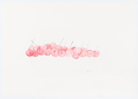 "Raphaela Simon, ""Kirschen (Cherries)"", 2020"