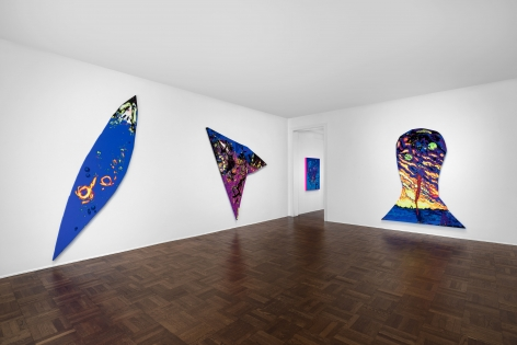 AARON CURRY Headspace 9 September through 29 October 2016 UPPER EAST SIDE, NEW YORK, Installation View 7