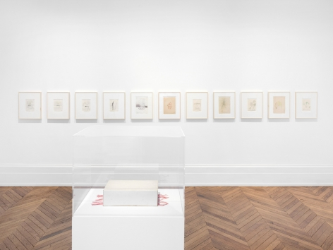 Sigmar Polke, Objects: Real and Imagined, London, 2020, Installation Image 8