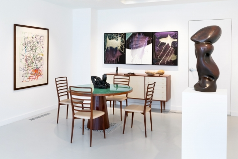 SIGMAR POLKE, FRANCIS PICABIA AND FRIENDS