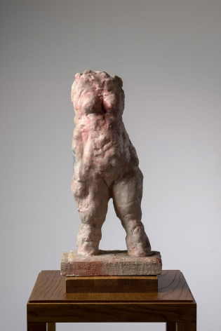"""Markus Lüpertz """"Akt (Nude)"""", 2017"""
