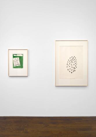 Georg Baselitz, 1977-1992, New York, 2017-2018, Installation Image 13