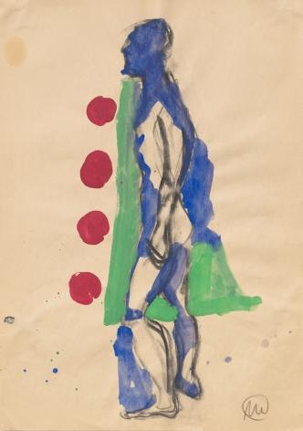 """""""Untitled (Standbein – Spielbein)"""