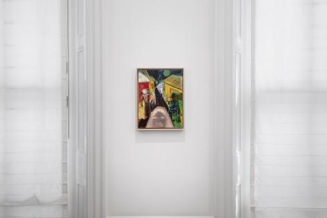 PETER DOIG Paintings 6 September through 16 November 2019 MAYFAIR, LONDON, Installation View 1