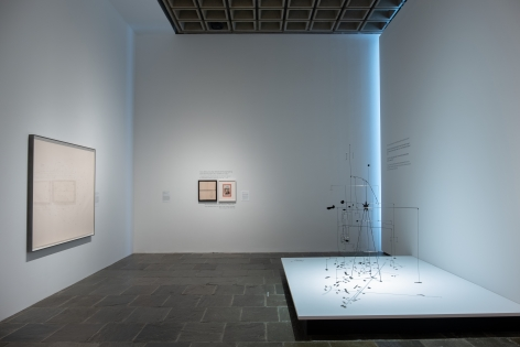 Alessandro Balteo-Yazbeck, Installation view at Everything Is Connected: Art and Conspiracy