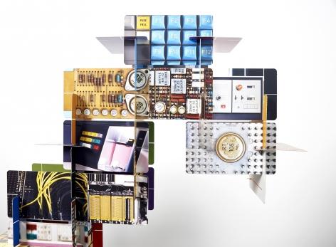 Alessandro Balteo-Yazbeck, Eames-Derivative(small version) (S detail), 2006-2013