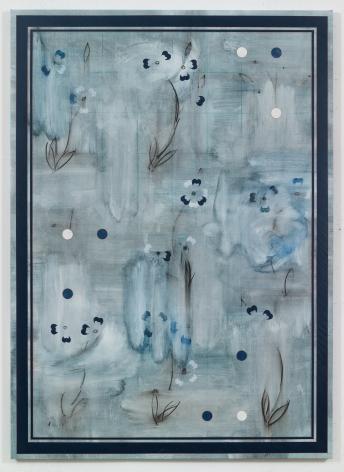 Kamrooz Aram, Ornamental Composition for Social Spaces 21, 2018