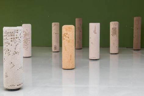 Hera Büyüktaşçiyan,Foundations(detail), 2019