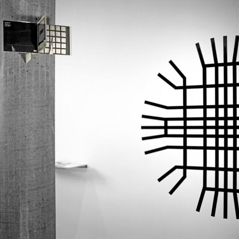 Alessandro Balteo-Yazbeck,A little bit of heaven (1998-2008), Installation view atCarpenter Center for the Visual Arts, Harvard University, USA,2008