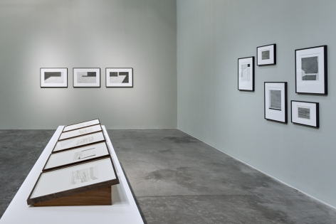 Seher Shah, When Words Disappear into Trees, Installation view at Green Art Gallery, Dubai, 2021