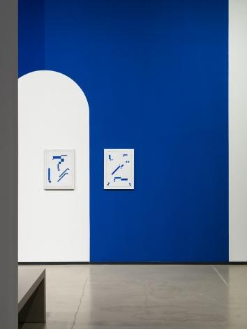 Kamrooz Aram, Installation view atYARAT Contemporary Art Space, Baku, Azerbaijan, 2019