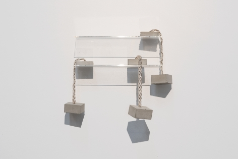 Afra Al Dhaheri, Too Pretty To Let Go, Too Heavy To Carry On, 2020