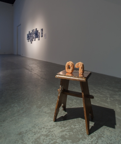Statue of Limitation, Installation view at Green Art Gallery, Dubai, 2013