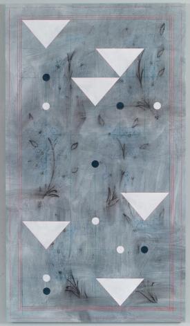 Kamrooz Aram, Ornamental Composition for Social Spaces 19, 2017