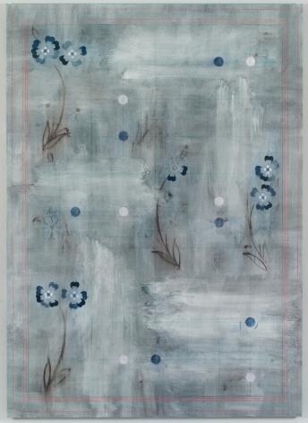 Kamrooz Aram, Ornamental Composition for Social Spaces 17, 2017