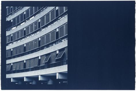 Seher Shah and Randhir Singh, Studies in Form, Barbican Estate (detail), 2018