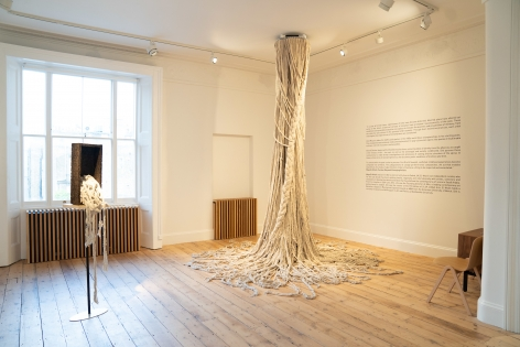 Beyond: Emerging Artists, Installation view at Cromwell Place, London, UK, 2021