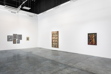 Spotlight: Samir Rafi, Installation view at Green Art Gallery, Dubai, 2019