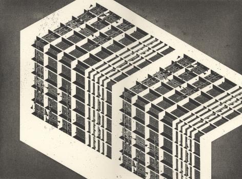 Seher Shah, Unit Object (fold), 2014