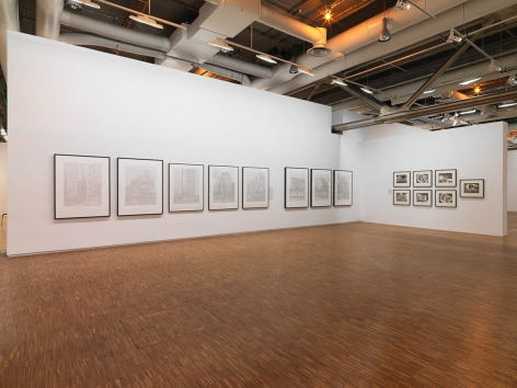 Seher Shah,Installation view at Mémoires des futurs, Centre Pompidou, Paris, France, 2017