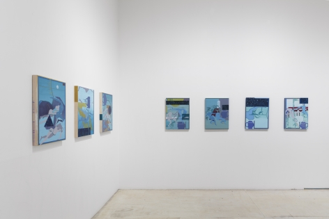 Body Armor, Maryam Hoseini, Installation view atMoMA PS1, New York, USA, 2018