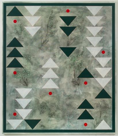 Kamrooz Aram, Ornamental Composition for Social Spaces 2, 2016