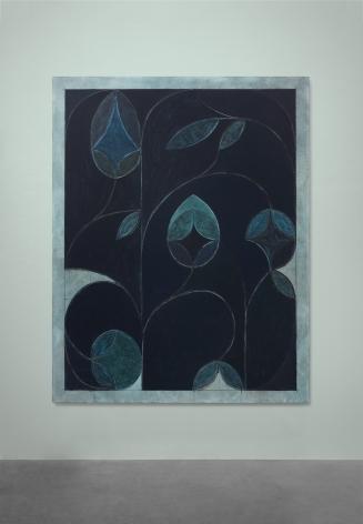 Arabesque, Kamrooz Aram, Installation view at Green Art Gallery, Dubai, 2019