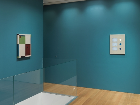Kamrooz Aram: An Object, A Gesture, A Décor, Installation view at The FLAG Art Foundation, NY, 2018
