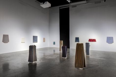 Instrumentalized, Alessandro Balteo-Yazbeck, Installation view at Green Art Gallery, Dubai, 2018