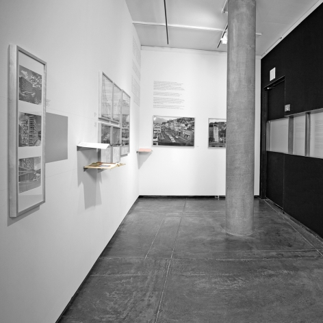 Alessandro Balteo-Yazbeck, a little bit of heaven (1998-2008), Installation view atCarpenter Center for the Visual Arts, Harvard University, USA, 2008